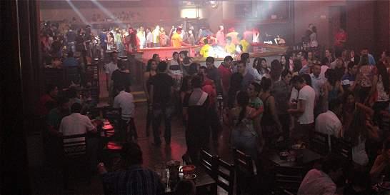 En discotecas 'in' en Medellín y Quibdó terminó plata de la educación