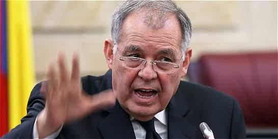 Cuatro horas duró el primer 'round' sobre Ordóñez en Consejo de Estado