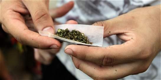 Marihuana potente y cocaína sucia, la droga que se vende en Bogotá