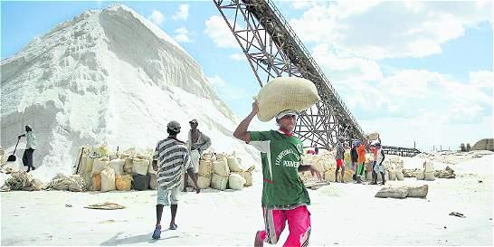 Wayús volverán a recibir ganancias de las minas de Manaure