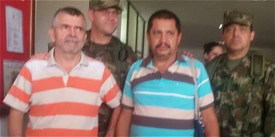 Eln liberó a dos conductores secuestrados en Chocó