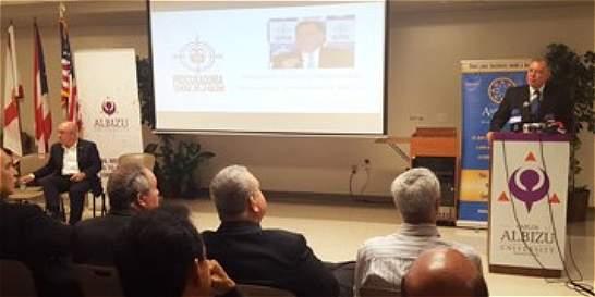 Procurador realiza gira en La Florida para hablar de proceso de paz