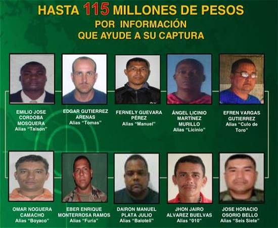 Capturan a otro miembro del Clan Úsuga — Colombia