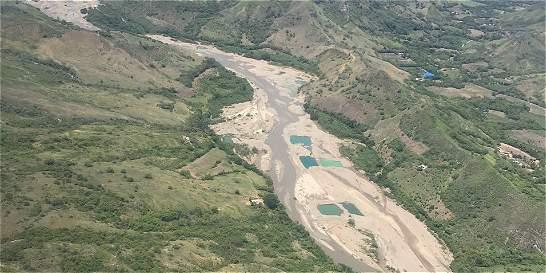 En Cauca: fueron capturadas 14 personas por minería ilegal