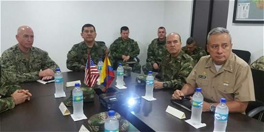 Estados Unidos y Colombia discuten estrategias contra narcotráfico