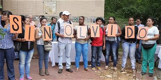 Estado pidió perdón a las víctimas de la masacre de Trujillo