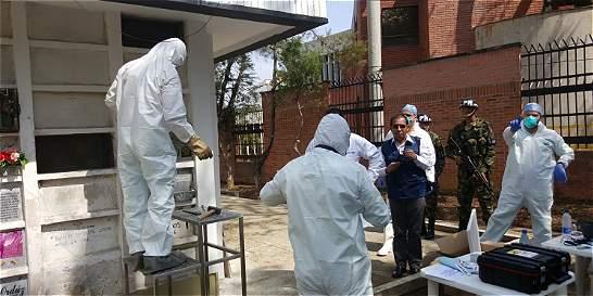 Sigue el misterio de dónde están los restos del cura Camilo Torres