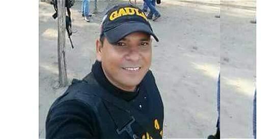 Investigan homicidio de un agente del Gaula Militar