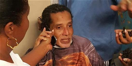 'Mi hermano se canjeó por mí, por mi salud': Patrocinio Sánchez