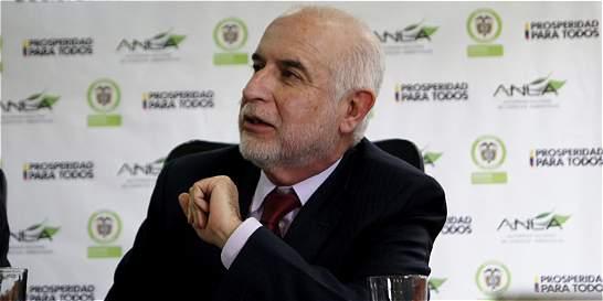 A interrogatorio, director de Anla por irregularidades en El Quimbo