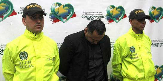 Capturan a heredero de alias 'Boliqueso' en Cali