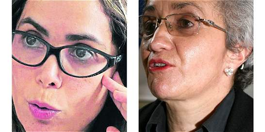 ¿Quién es la procuradora que está de pelea con Gina Parody?