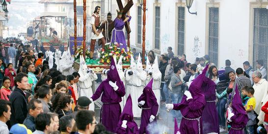 Semana Santa de Tunja, amenazada por demanda
