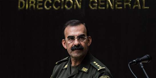 Abren juicio disciplinario contra el general (r) Palomino