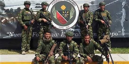 Fuerzas Especiales, campeones en Olimpiadas Militares