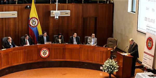 Corte Constitucional hará audiencia pública sobre plebiscito