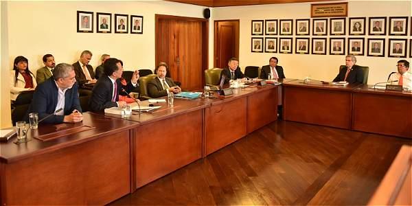 Ponencia en la Corte Constitucional deja viva a la Judicatura