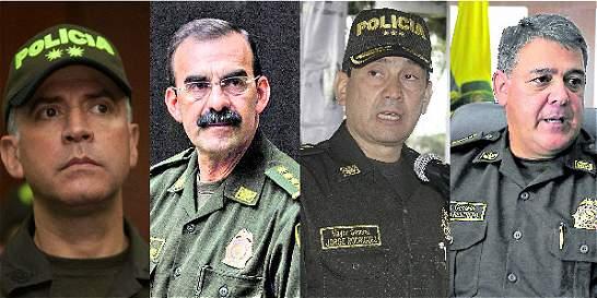 Unos 26 policías y 4 fiscales, en riesgo por plan del 'clan Úsuga'