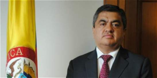 Oscar Darío Amaya Navas, nuevo consejero de Estado