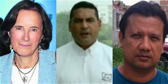 Gobierno acude al CICR para encontrar a periodistas desaparecidos