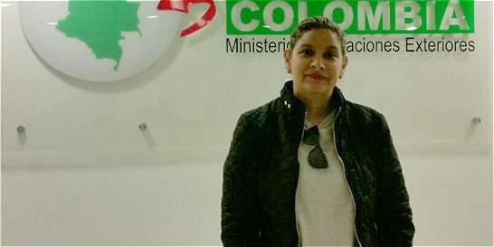 Desde España llegó extraditada la sobrina de 'Kiko' Gómez