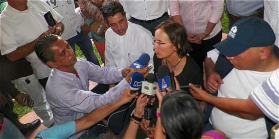 'Nada va a evitar que siga recorriendo a Colombia': Salud Hernández