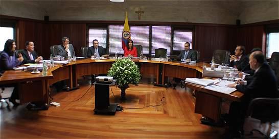Judicatura cumplirá funciones del Consejo de Gobierno Judicial: Corte