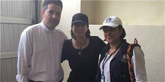 España agradece a Colombia por manejo del secuestro de Salud Hernández