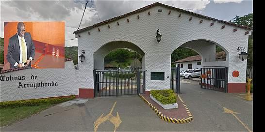Este es el condominio donde Martínez Sinisterra pagará su condena