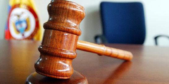 Niegan medida cautelar contra resolución que incorpora acuerdo de paz