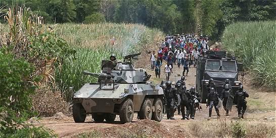Corte le ordena al Gobierno tomar medidas para proteger al pueblo Nasa