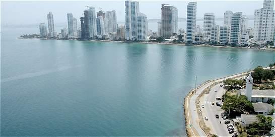 Cotecmar descarga sin permiso aguas residuales en Bahía de Cartagena