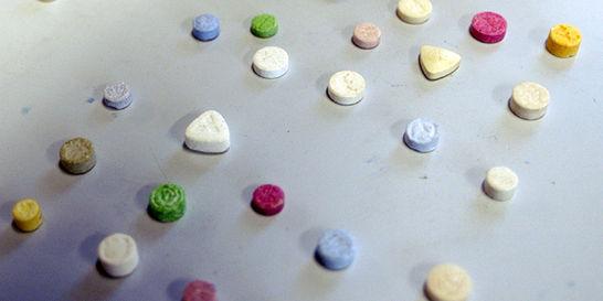 En Colombia se consumen más drogas sintéticas que cocaína