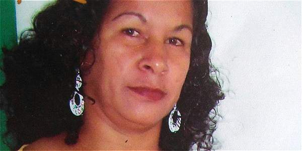 Mujer víctima de asesino en serie