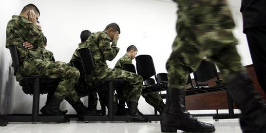 Corte tumba principio de oportunidad para militares y policías