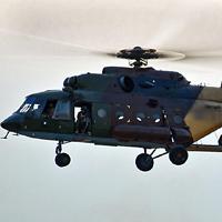 Ejército reportó como desaparecido un helicóptero