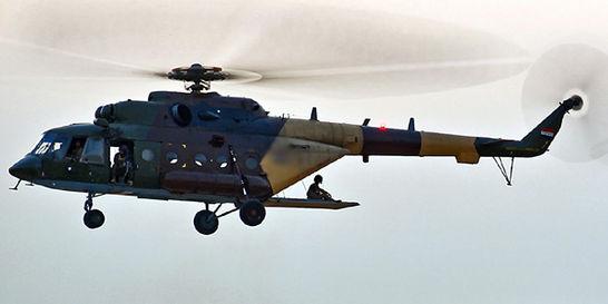 Por más de 14 horas, campesinos ayudaron en búsqueda de helicóptero