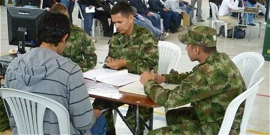 Corte Constitucional no modificó el costo de la libreta militar