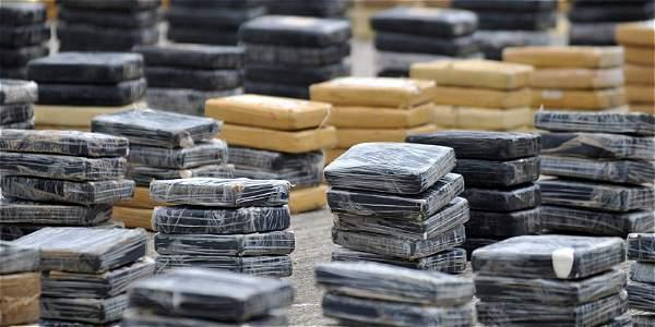 Caen 11 toneladas de cocaína en operativo de Colombia, Italia y EE.UU.