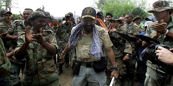 'Jorge 40' fue extraditado a los EE. UU., en el 2008. Se ha negado a hablar de los 'parapolíticos'.