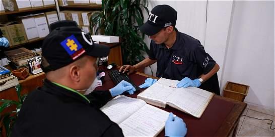 Así empezó el operativo sorpresa del CTI en la cárcel Modelo de Bogotá