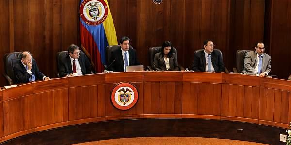 La Corte Constitucional hundió el Tribunal de Aforados