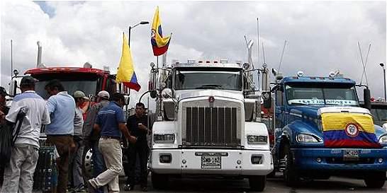 Relativa normalidad reporta el Gobierno por paro camionero