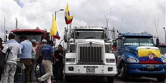 Verifican audios donde se habla de plan para bloquear Bogotá