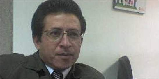 Capturan en Bogotá al periodista Miller Rubio