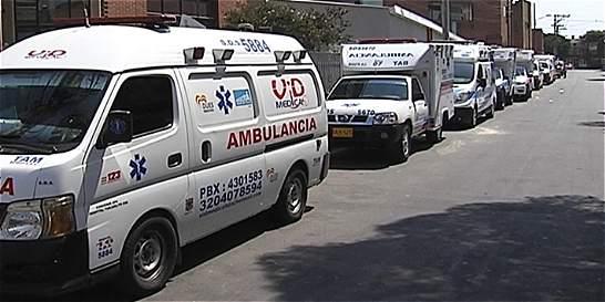 'Guerra de ambulancias', cara macabra de los fraudes al Soat