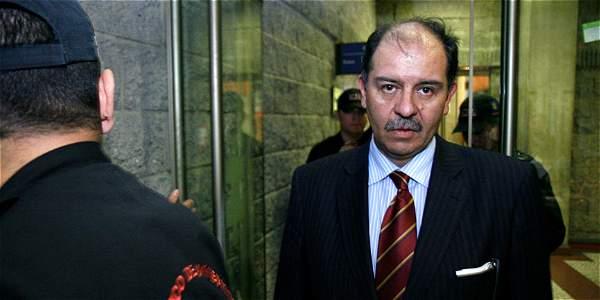 Exsubdirector del DAS José Miguel Narváez.