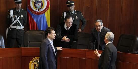 Magistrado, clave en conciliación entre Álvaro Uribe y Hollman Morris