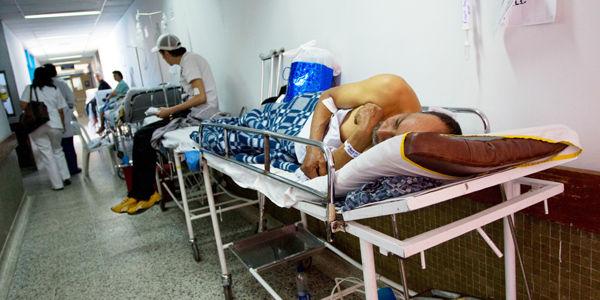 Pacientes sin empleo son desafiliados del sistema de salud y no pueden continuar sus tratamientos médicos.