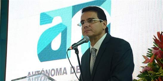 Rector de la U. Autónoma asegura que el alma mater superó mal momento
